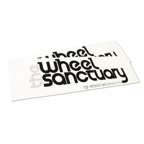 Wheel Sanctuary (Sticker Pack)