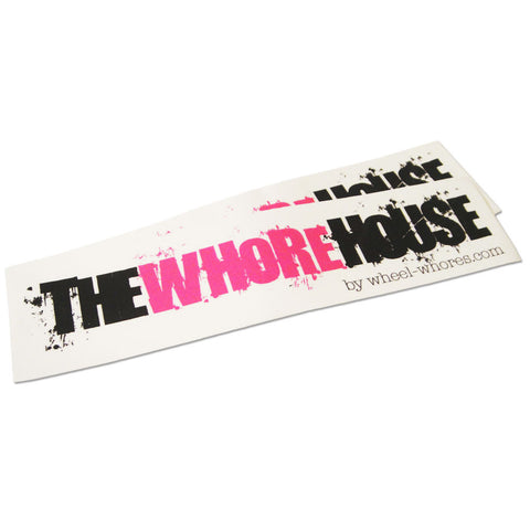 Whore House (Sticker Pack)