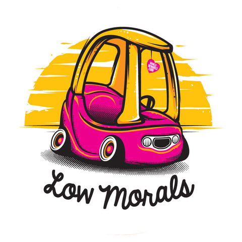 Low Morals (Sticker Pack)