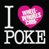 I Heart Poke (Hot Pants)