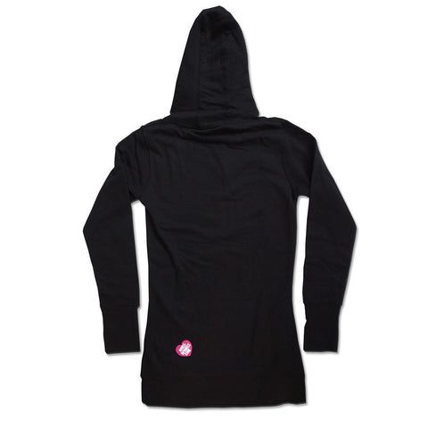Whores Wanted v2 (Women's Longline Hoodie)