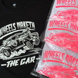 Wheels Maketh The Car (T-Shirt)