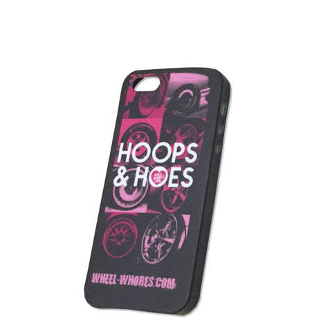 Hoops & Hoes iPhone 5 Cover