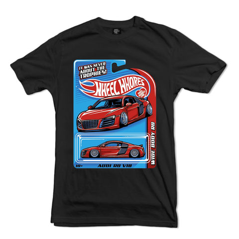 Hot Stuff (T-Shirt) Red/Blue