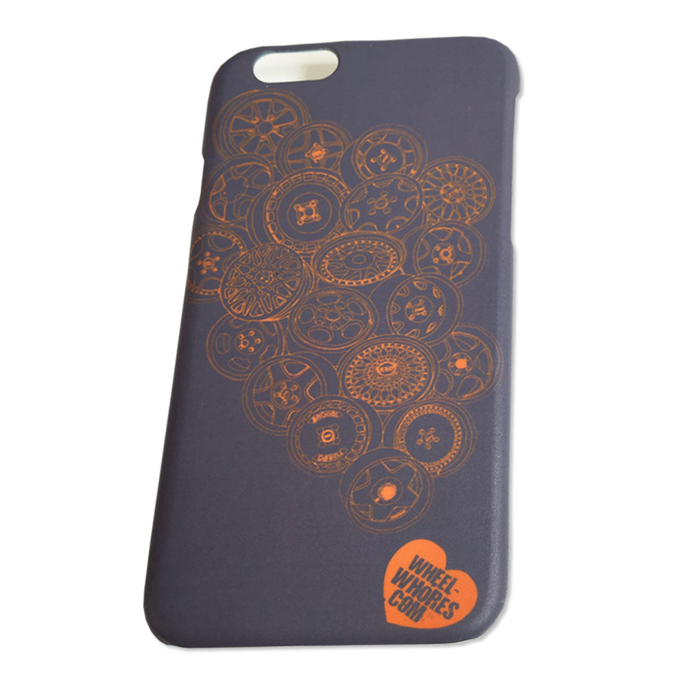 Whores Hoards IPhone 6+ Cover (Grey)