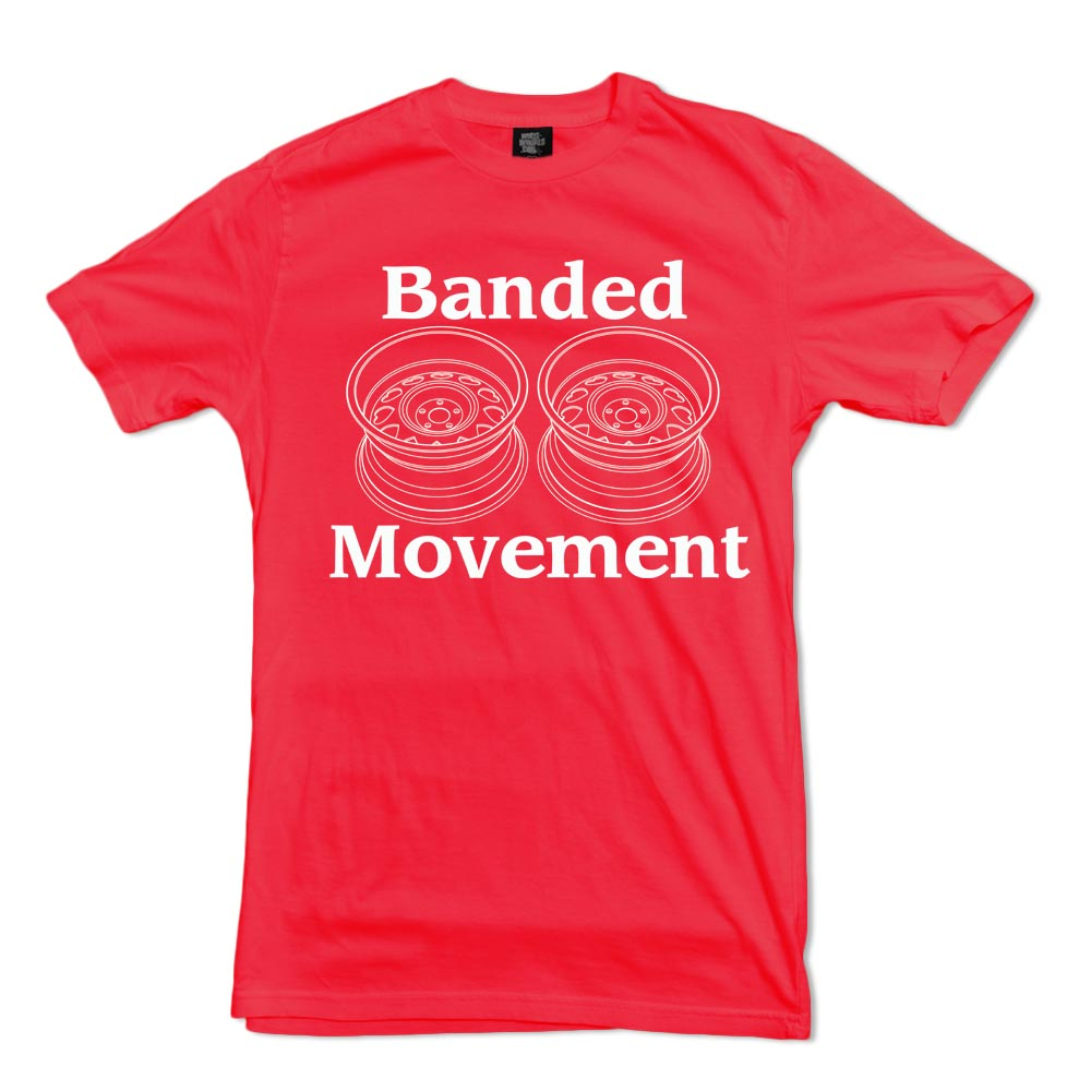 Banded Movement (T-Shirt)