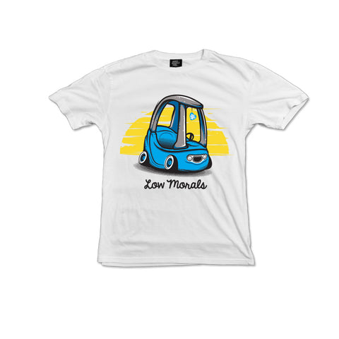 Blue Low Morals (Kids T-Shirt)