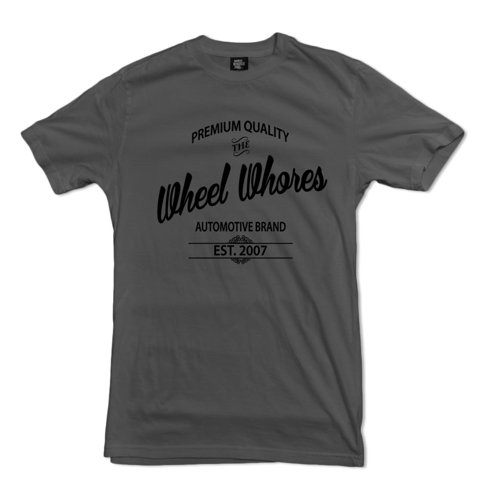 Established (T-Shirt) Grey