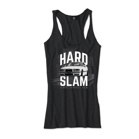 Hard Slam (Womens Vest)