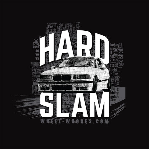 Hard Slam (T-Shirt)