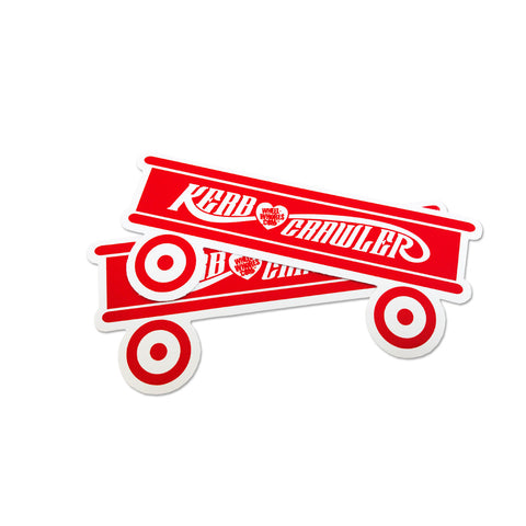 Kerb Cart (Sticker Pack)