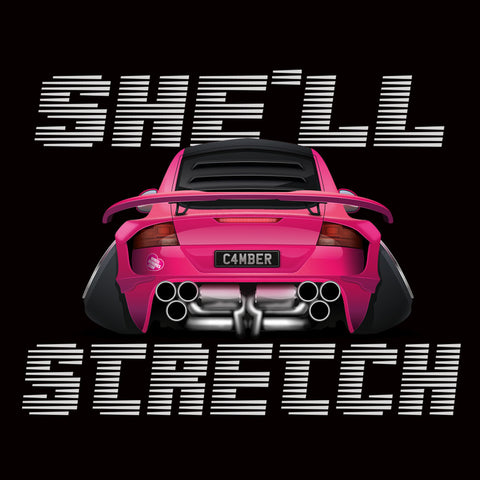 She'll Stretch (Womens Vest)