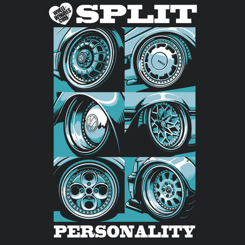 Split Personality (Women's T-Shirt)