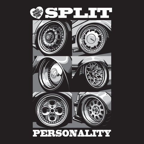 Split Personality Grey (T-Shirt)