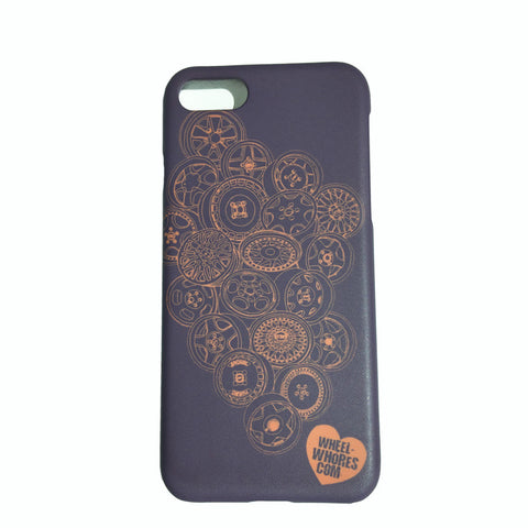 Whores Hoards IPhone 7 Cover (Grey)