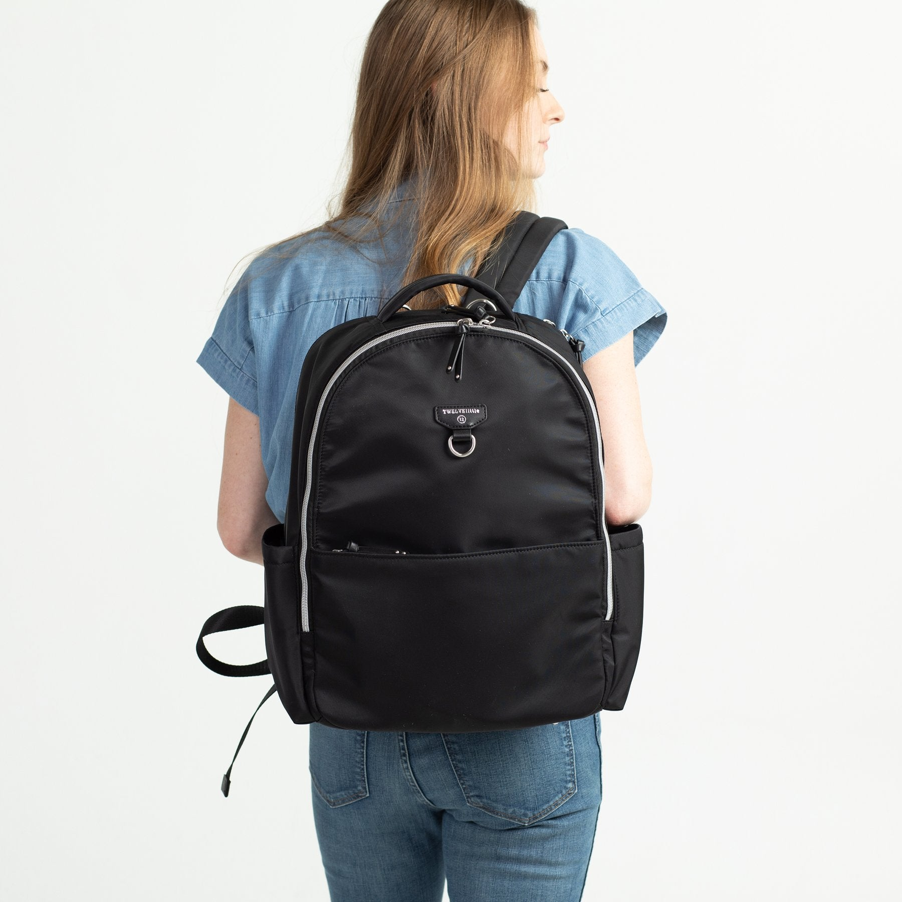 On-the-go backpack