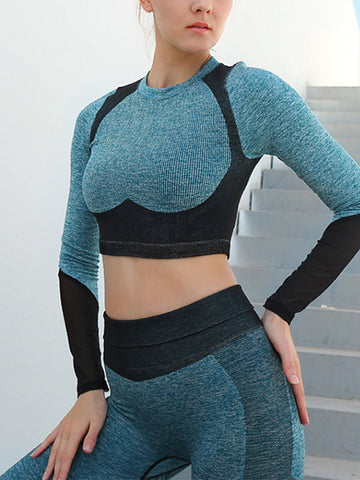 Define Freedom Workout Crop Tops