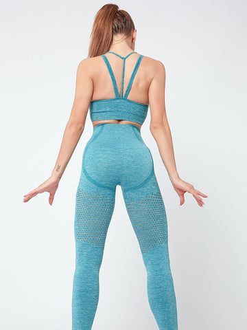 Redefine Your Strength Workout Suit (US ONLY)