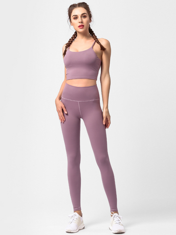 2020 Breathable Fitness Yoga Set