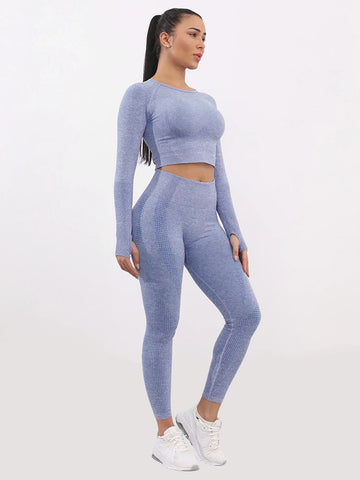 Iconic Sweat Cool Feel Seamless Set