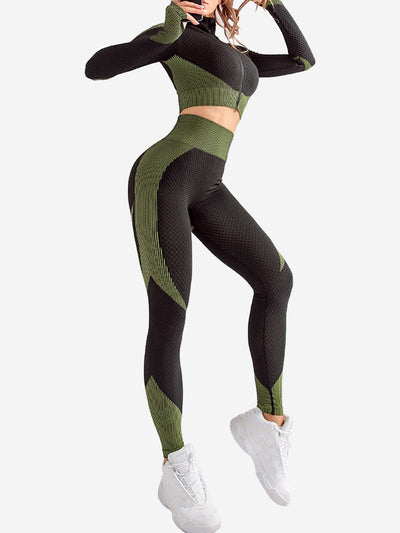 Hot Pursuit High-Rise Sports Suit