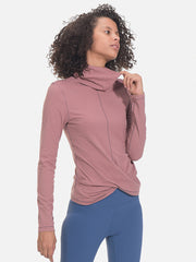 Power Position Pullover