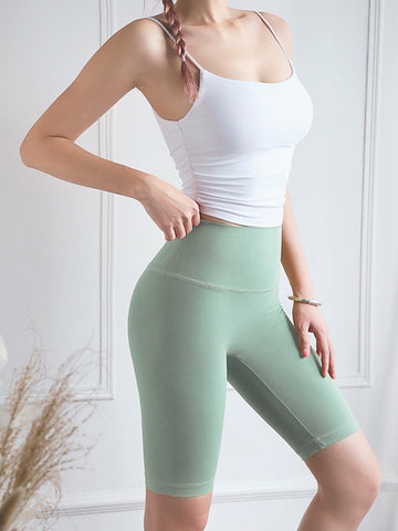 New Nude Fitness Five Cents Yoga Leggings 1269