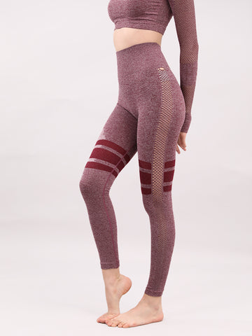 Wunder Under High-Rise Tight - Brown