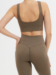 Seamless Quick-drying Sports Yoga Sets  0423001