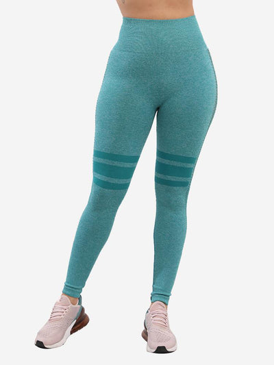 Wunder Under High-Rise Tight - Green