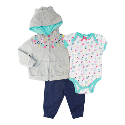 Baby Mode Fall - Three Pieces Set