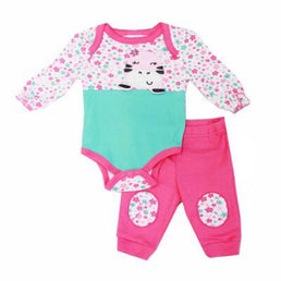 Baby Mode Fall - Two Pieces Set Zebra