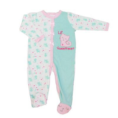 "Baby Mode Fall - Pajama ""Lil' Sweetheart"""