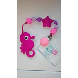 Mordille moi - Hippocampus Teether