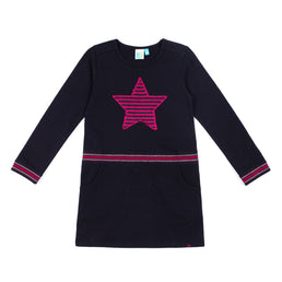 Nanö Fall 2019 - Lodge Christmas Tunic with Reversible Glitters