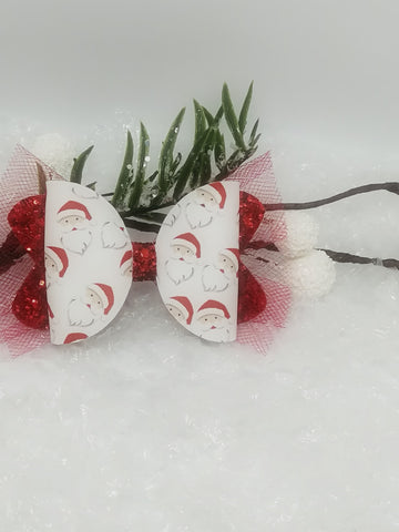 La Petite boutique d'Annie - Santa Hair Accessory