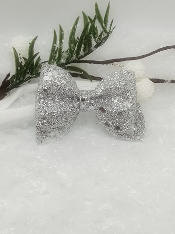 La Petite boutique d'Annie - Silver Sequined Hair Accessory
