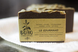 Boho Savonnerie artisanale - Le Gourmand Baby Soap