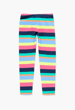 Boboli Fall 2019 - Girl Rules Stretch Knit Leggings