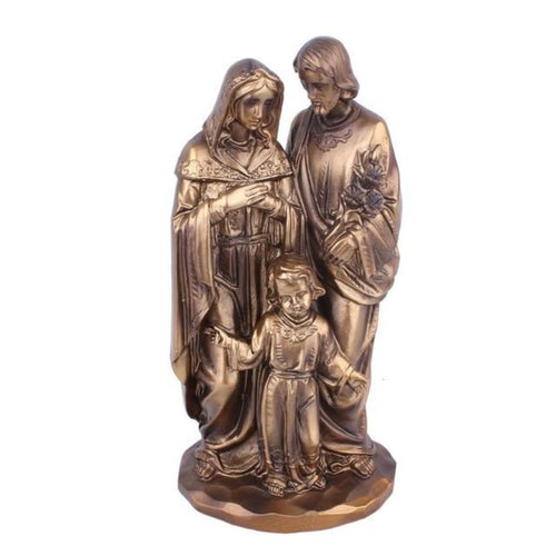 Bronze Resin Jesus Statue Figurine