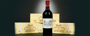 Record-Breaking Lafite Rothschild Auction Brings in $7.9M