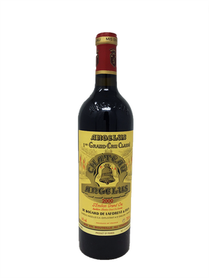 Angelus Bordeaux Red 2000
