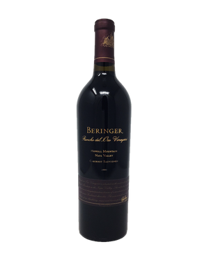 Beringer Rancho del Oso Cabernet Sauvignon Cabernet and Blends 2000