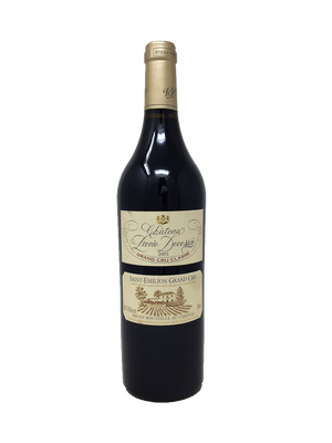 Pavie Decesse Bordeaux Red 2001