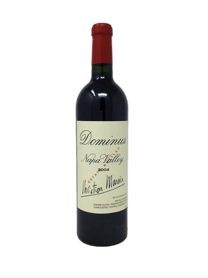 Dominus Estate Napa Valley Cabernet and Blends 2004