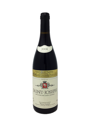 Pierre Gonon Saint Joseph Rhone Red 2008