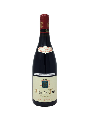 Domaine du Clos de Tart Clos de Tart Grand Cru (Mommessin) Burgundy Red 2008