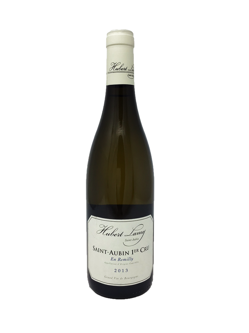 Hubert Lamy Saint-Aubin 1er Cru En Remilly Burgundy White 2013