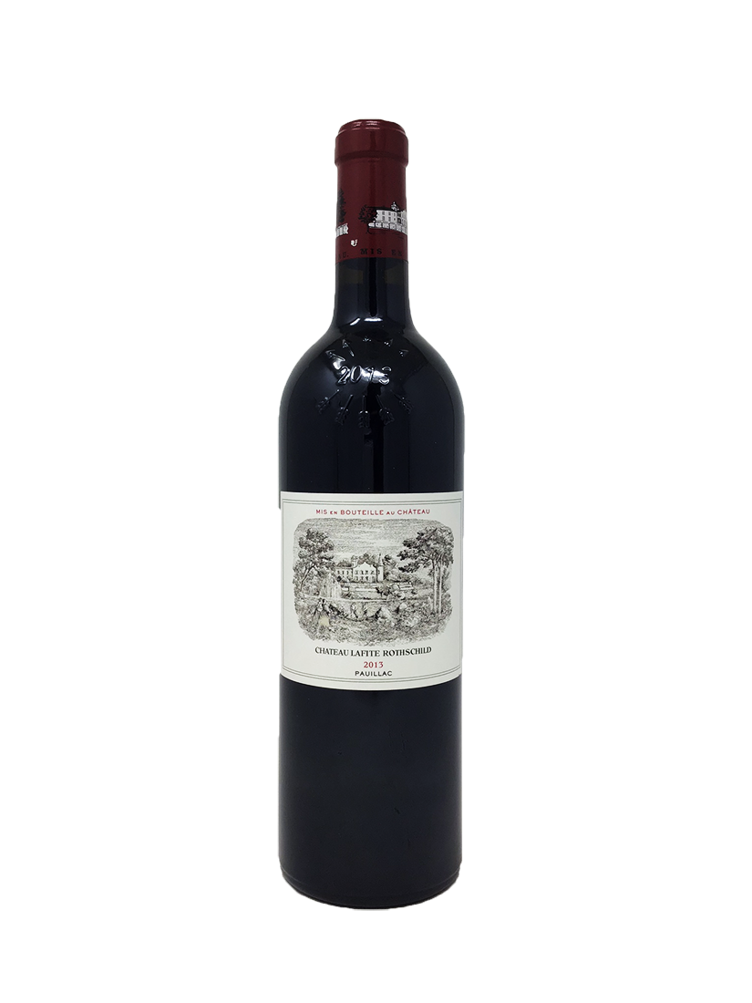 Lafite Rothschild Pauillac Bordeaux Red 2013