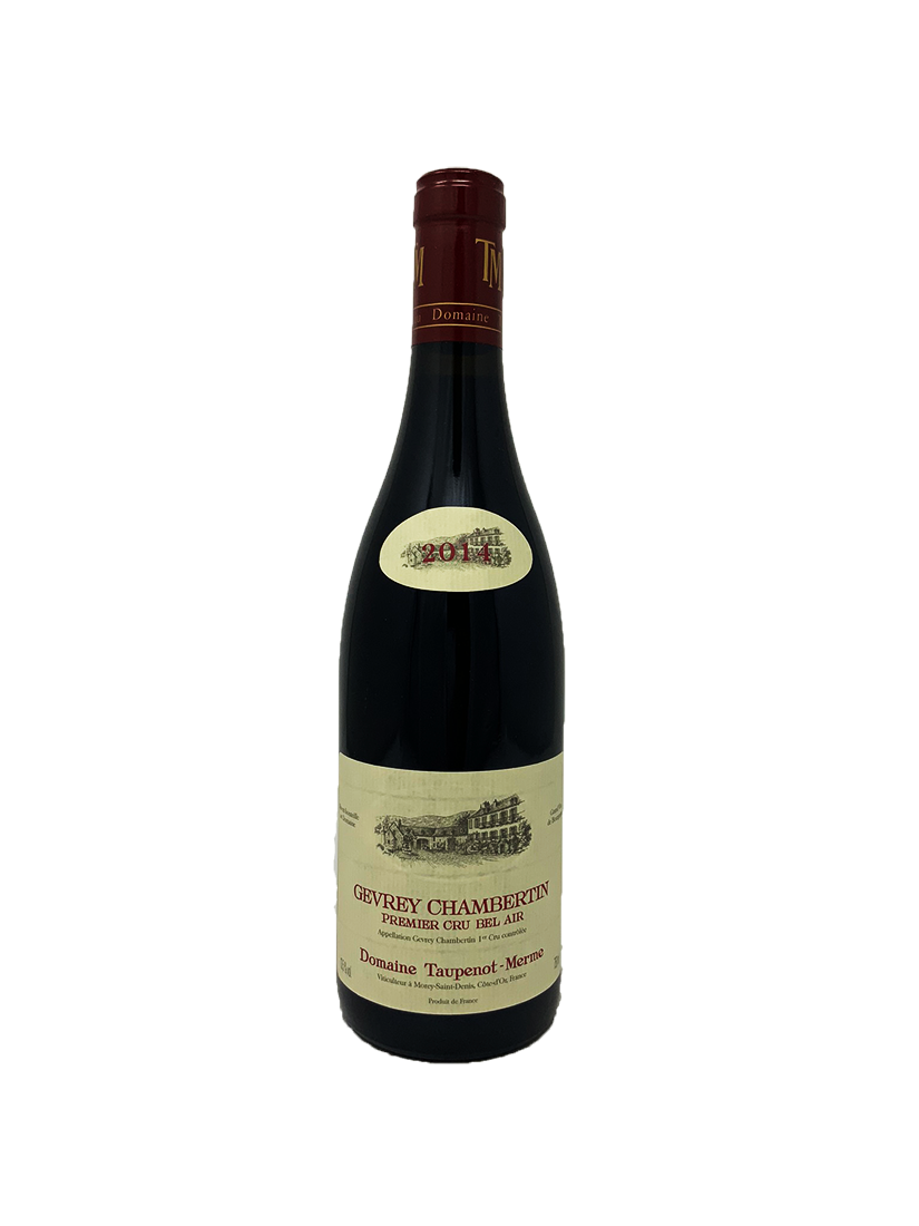 Domaine Taupenot-Merme Gevrey-Chambertin Bel-Air 1er Cru Burgundy Red 2014